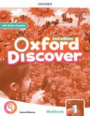 Oxford Discover: 2nd Edition 1 Workbook with Online Practice Pack