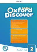 Oxford Discover: 2nd Edition 2 Teacher Pack
