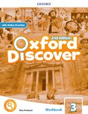 Oxford Discover: 2nd Edition 3 Workbook with Online Practice Pack