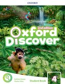 Oxford Discover: 2nd Edition 4 Student Book with app