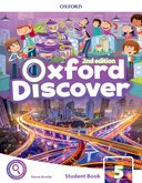 Oxford Discover: 2nd Edition 5 Student Book with app