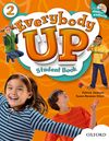 Everybody Up 2 Student Book with Audio CD Pack