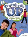 Everybody Up 3 Student Book with Audio CD Pack