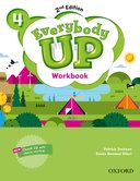 Everybody Up 2nd Edition Level 4 Workbook
