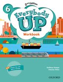 Everybody Up 2nd Edition Level 6 Workbook