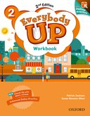 Everybody Up 2nd Edition Level 2 Workbook With Online Practice Pack