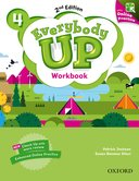 Everybody Up 2nd Edition Level 4 Workbook With Online Practice Pack