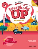Everybody Up 2nd Edition Level 5  Workbook With Online Practice Pack