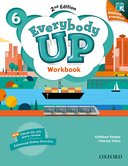 Everybody Up 2nd Edition Level 6 Workbook With Online Practice Pack