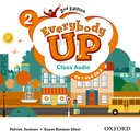 Everybody Up 2nd Edition Level 2 Class CD (2CDs)