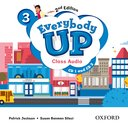 Everybody Up 2nd Edition Level 3 Class CD (2CDs)