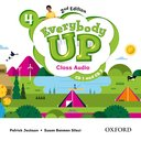 Everybody Up 2nd Edition Level 4 Class CD (2CDs)