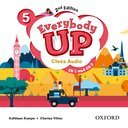Everybody Up 2nd Edition Level 5   Class CD (2CDs)