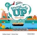 Everybody Up 2nd Edition Level 6 Class CD (2CDs)