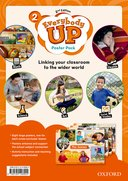 Everybody Up 2nd Edition Level 2 Posters