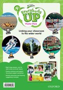 Everybody Up 2nd Edition Level 4 Posters