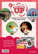Everybody Up 2nd Edition Level 5 Posters