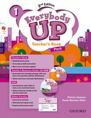 Everybody Up 2nd Edition Level 1 Teachers Book With Test Pack