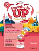 Everybody Up 2nd Edition Level 5 Teachers Book With Test Pack