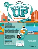 Everybody Up 2nd Edition Level 6 Teachers Book With Test Pack