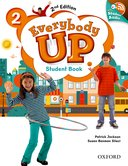 Everybody Up 2nd Edition Level 2 Student Book With CD Pack