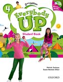 Everybody Up 2nd Edition Level 4 Student Book With CD Pack