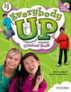 Everybody Up 4 Student Book with Audio CD Pack