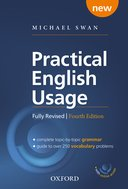Practical English Usage: 4th Edition Hardback with Online Access Code