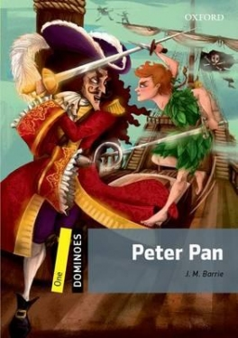 Dominoes 2nd Edition Level 1 Peter Pan