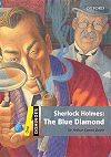 Dominoes 2nd Edition Level 1 Sherlock Holmes The Blue Diamond
