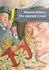 Dominoes 2nd Edition Level 1 Sherlock Holmes The Emerald Crown