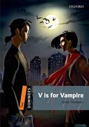 Dominoes 2nd Edition Level 2 V is for Vampire