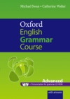 Oxford English Grammar Course : Advanced Student Book with CD-ROM (with answers)