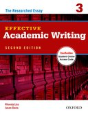 Effective Academic Writing Second Edition Level 3 Student Book with Online Practice