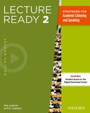 Lecture Ready 2nd Edition 2 Student Book