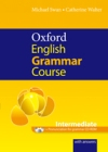 Oxford English Grammar Course : Intermediate Student Book with CD-ROM (without answers)