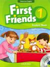 First Friends : American Edition Level 1 Student Book and Audio CD Pack