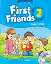 First Friends : American Edition Level 2 Student Book and Audio CD Pack