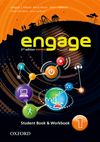 Engage : Second Edition Level 1 Student Book/Workbook Pack with MultiROM