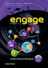 Engage : Second Edition Level 2 Student Book/Workbook Pack with MultiROM