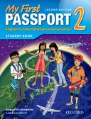My First Passport 2nd Edition 2 Student Book Pack (with CD)