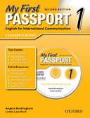 My First Passport 2nd Edition 1 Teacher's Book with CD-ROM