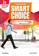 Smart Choice 3rd Edition 2B Student Book & Workbook & Online Practice