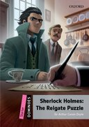 Dominoes 2nd Edition Starter Sherlock Holmes: The Reigate Puzzle: MP3 Pack