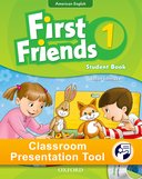 First Friends : American Edition Level 1 Classroom Presentation Tool (Student Book)