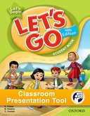 Let's Go 4th Edition  Let's Begin Classroom Presentation Tool (Student Book)