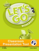 Let's Go 4th Edition  Let's Begin Classroom Presentation Tool (Workbook)