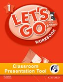 Let's Go 4th Edition 1 Classroom Presentation Tool (Workbook)