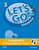 Let's Go 4th Edition 3 Classroom Presentation Tool (Workbook)