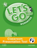 Let's Go 4th Edition 4 Classroom Presentation Tool (Workbook)